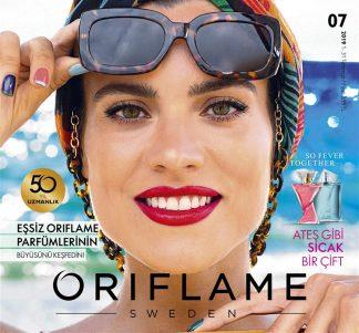 Oriflame Temmuz Katalogu 2019