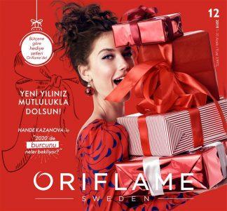 Oriflame aralik katalogu 2019